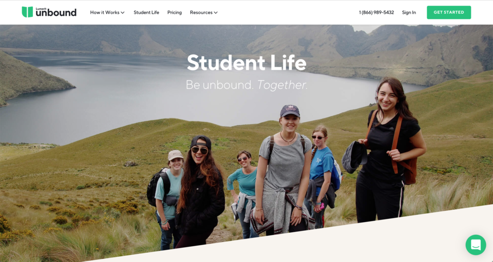 Unbound Student Life